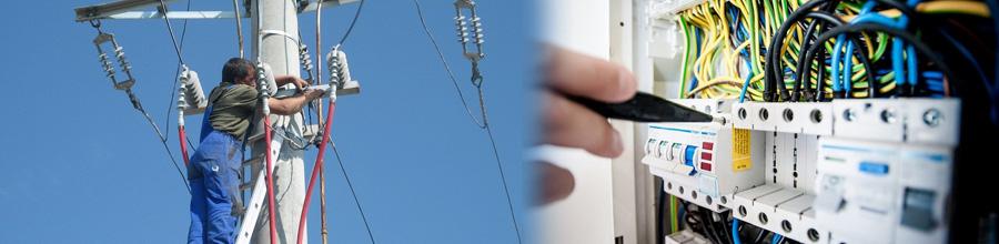 Electric Ocazione Bragadiru Ilfov - Bransamente electrice, masuratori PRAM Logo