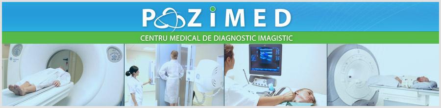 Centrul Medical de Diagnostic Imagistic Pozimed Logo