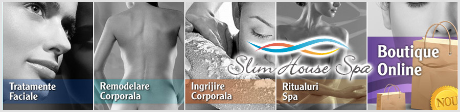SLIM HOUSE SPA Logo