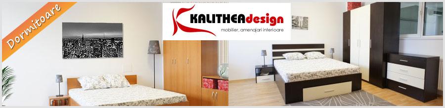 Kalithea.ro - Magazin online de mobilier la comanda, Bucuresti Logo