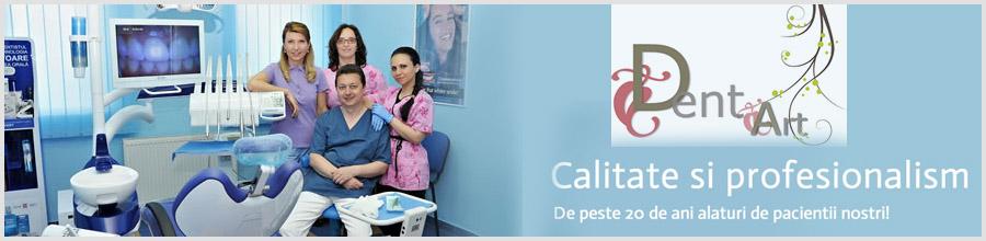 Clinica Stomatologica DentArt Bucharest - Dr. Silviu Moraru Logo