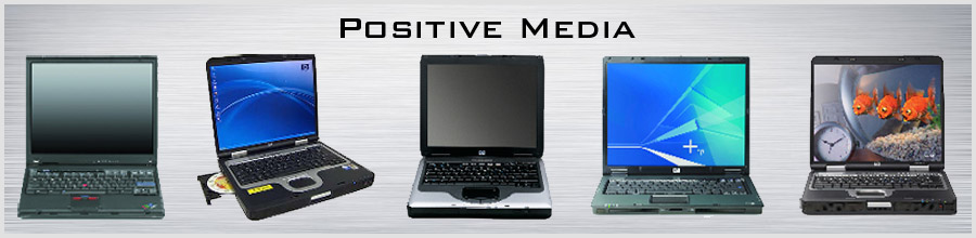 Positive Media Logo
