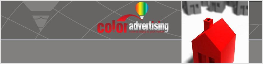 Color Advertising Logo