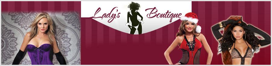 Ladys Boutique Logo