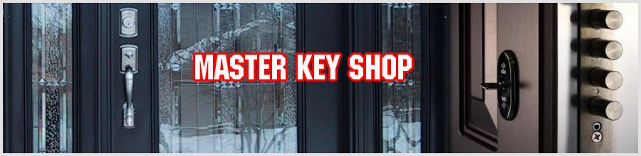 Master Key Shop Bucuresti - Servicii si accesorii usi Logo