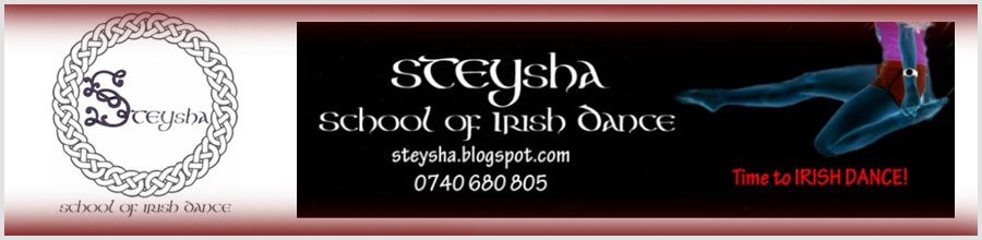 STEYsha School of Irish Dance Logo