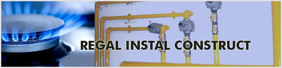 Instalator autorizat Bucuresti - Instalatii de gaze,reparatii centrale termice Logo