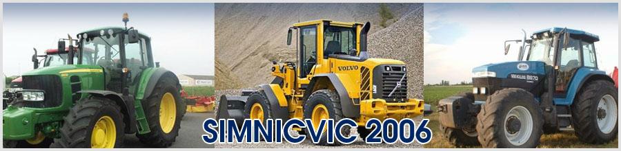 SIMNICVIC2006 Logo