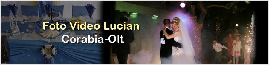 Foto Video Lucian Corabia-Olt Logo
