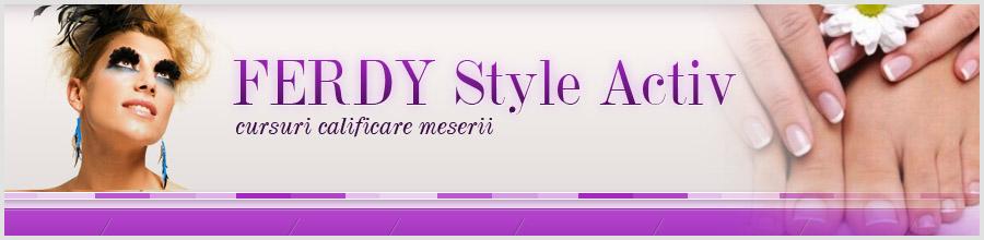FERDY STYLE ACTIV Logo