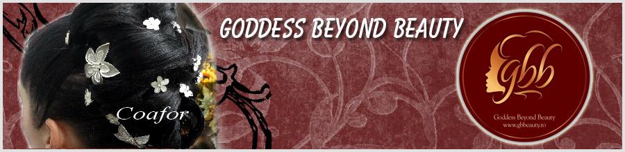 GODDESS BEYOND BEAUTY Logo
