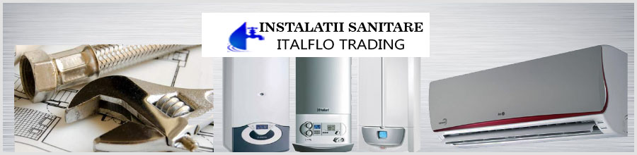 Italflo Trading Bucuresti - Reparatii centrale termice Logo