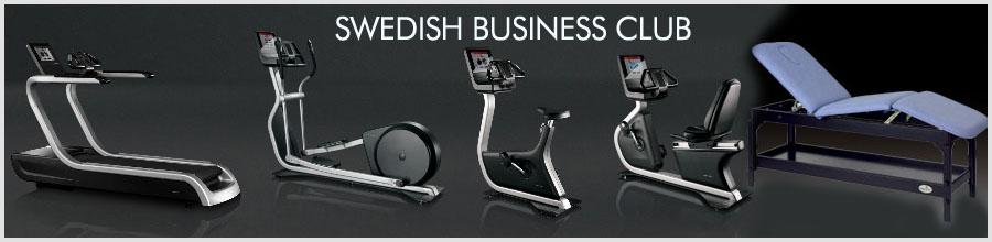 SWEDISH BUSINESS CLUB Logo