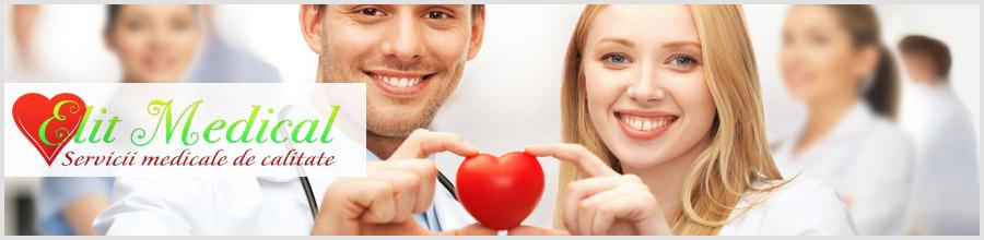 Clinica Elit Medical Logo