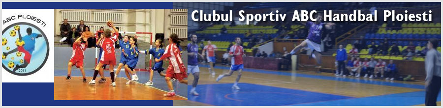 Clubul Sportiv ABC Handbal Ploiesti Logo