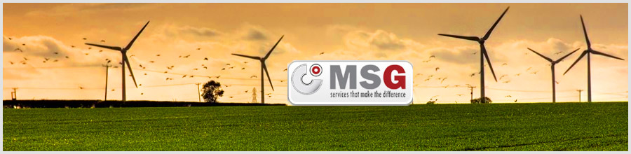 MSG Facility, Timisoara - Administratie imobile Logo