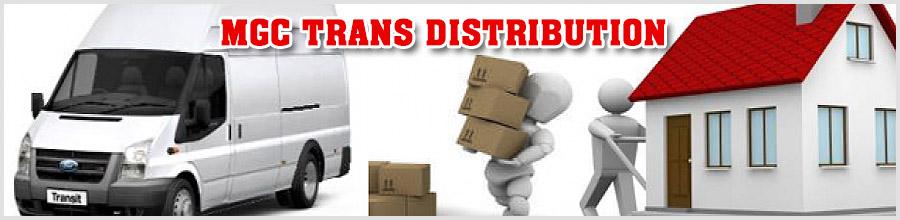 MGC TRANS DISTRIBUTION Logo