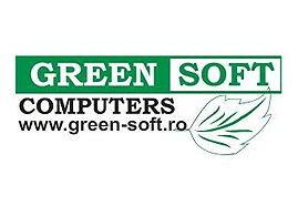 GreenSoft Computers Constanta - Service computere, imprimante, softuri contabile Logo