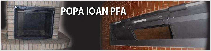 POPA IOAN PFA Logo