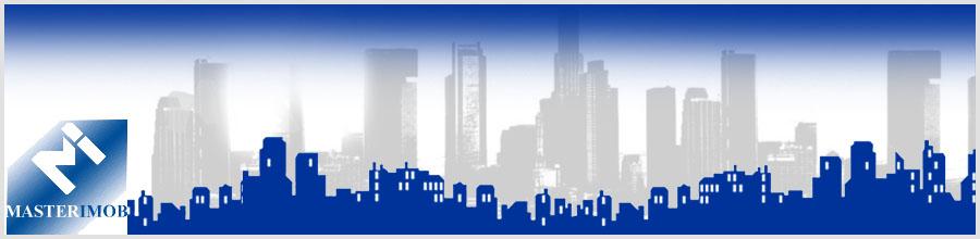 AGENTIA IMOBILIARA MASTER IMOB Logo