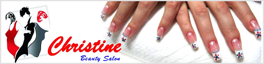 Christine Beauty Salon Logo