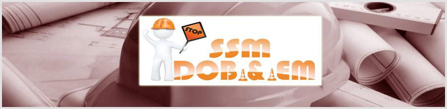 DOB & EM SSM Logo