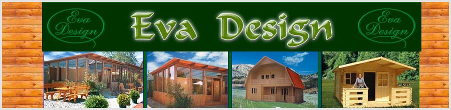 Eva Design, Otopeni - Case din lemn, foisoare, pergole si terase Logo