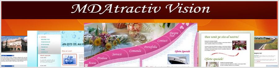 MD Atractiv Vision Logo