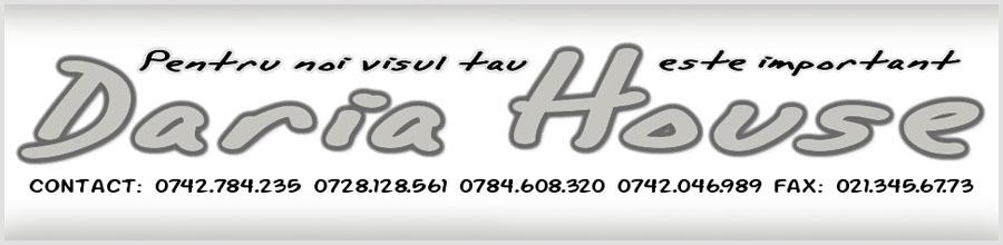 AGENTIA IMOBILIARA DARIA HOUSE Logo