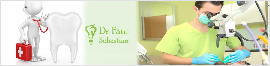 Dr Fatu Sebastian-cabinet stomatologic-Bucuresti Logo