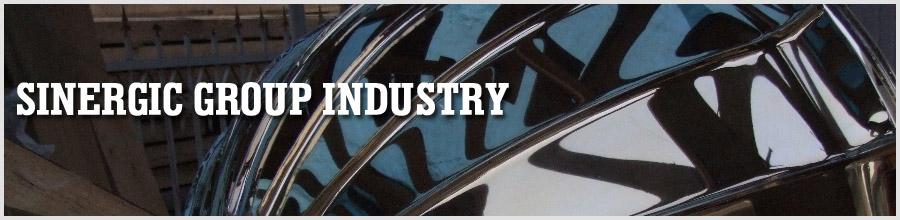 Sinergic Group Industry, Bacau - Confectii metalice Logo
