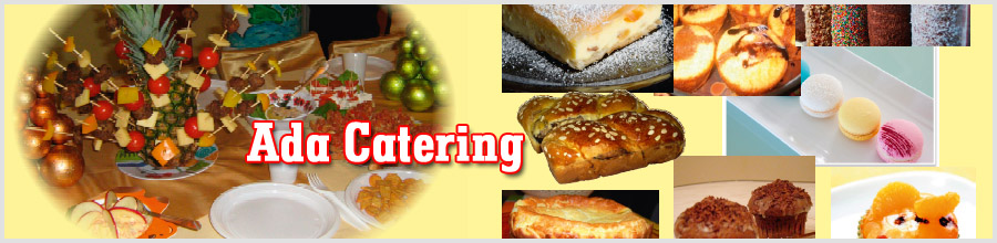 Ada Catering evenimente - Bucuresti Logo