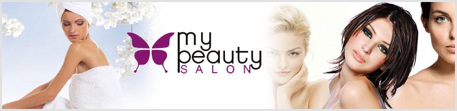 My Beauty Salon Logo