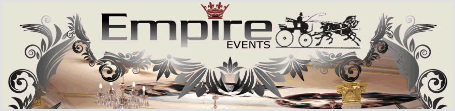 Saloane de evenimente in Bucuresti EMPIRE EVENTS Logo