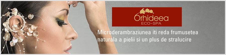 Orhideea Eco Spa Logo