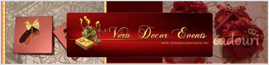 VERA DECOR EVENTS Logo