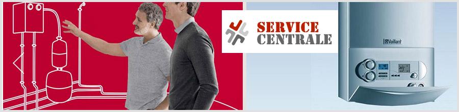 CENTRAL SERV PROIECT - Service centrale termice Logo