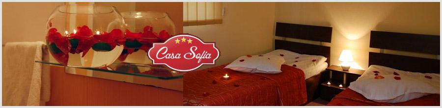 HOTEL CASA SOFIA*** Logo