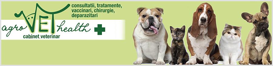 Animal Health-cabinet veterinar-Popesti Leordeni Logo