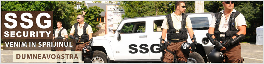 SSG SECURITY Logo