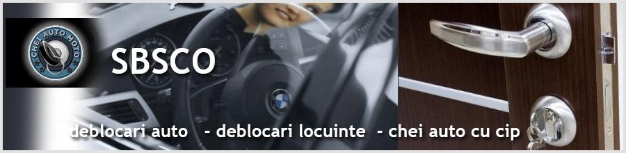 Deblocari auto Bucuresti non stop / Deblocari-Auto-Bucuresti.ro Logo