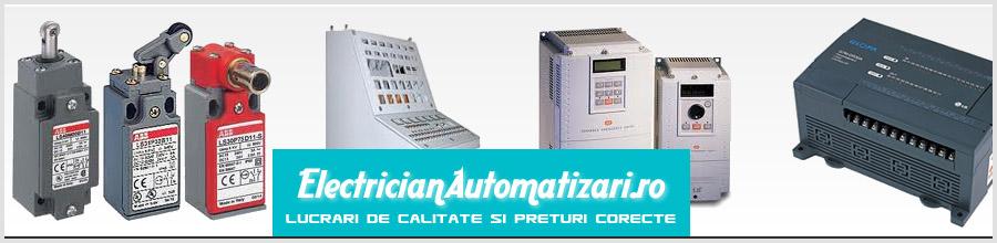 electricianautomatizari.ro Logo