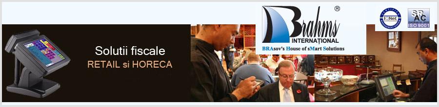 Brahms International Logo