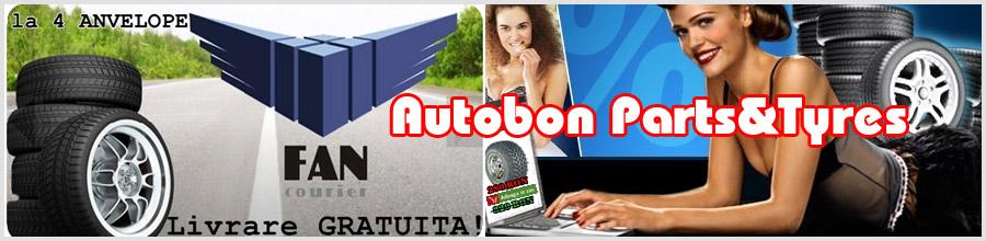 Autobon Parts&Tyres Logo