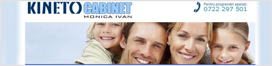 Kineto Cabinet servicii de kinetoterapie personalizate sector 1 Logo