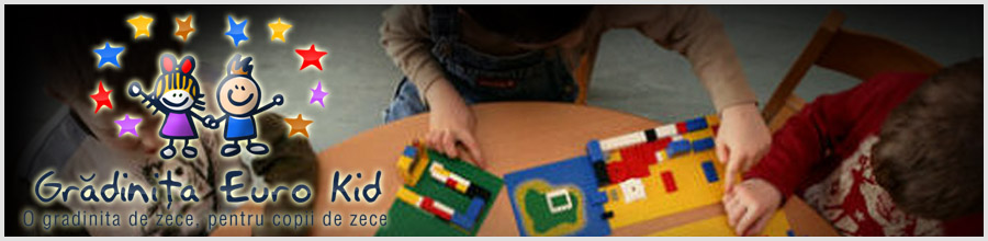 Euro Kid - Gradinita si After School Iasi Logo