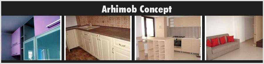 Arhimob Concept Logo