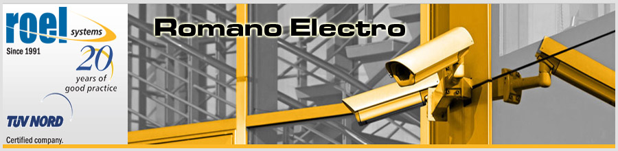ROMANO ELECTRO Logo