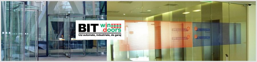 BIT WinDoors Logo