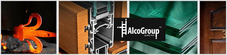 Alcoplast Euro Group - Tamplarie aluminiu & pvc, Bucuresti Logo